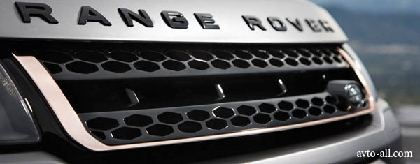 range rover evogue фото