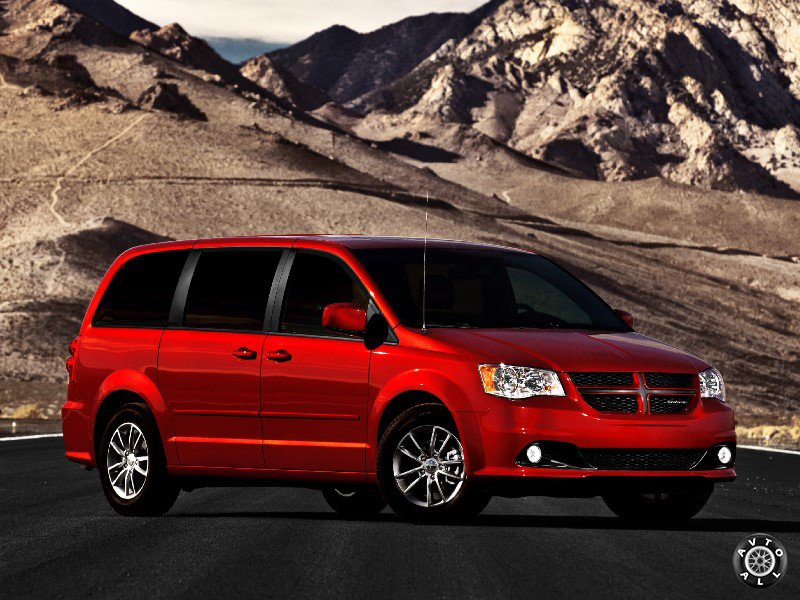 Dodge Grand Caravan тюнинг фото