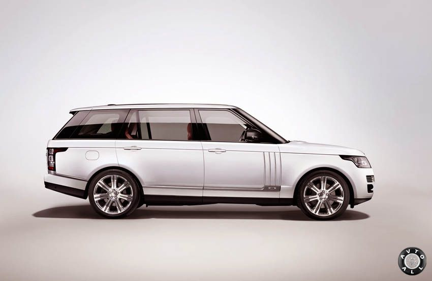 range rover long wheel base