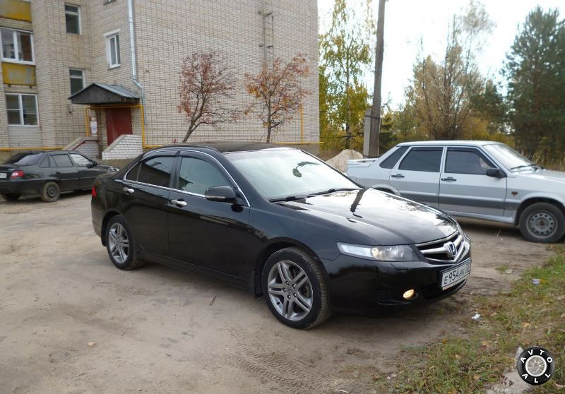 Honda Accord 7 с пробегом фото авто