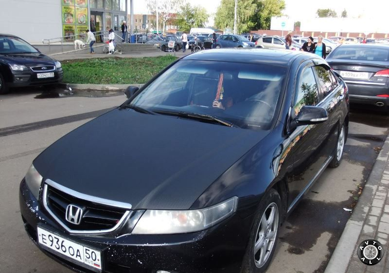 Honda Accord 7 с пробегом