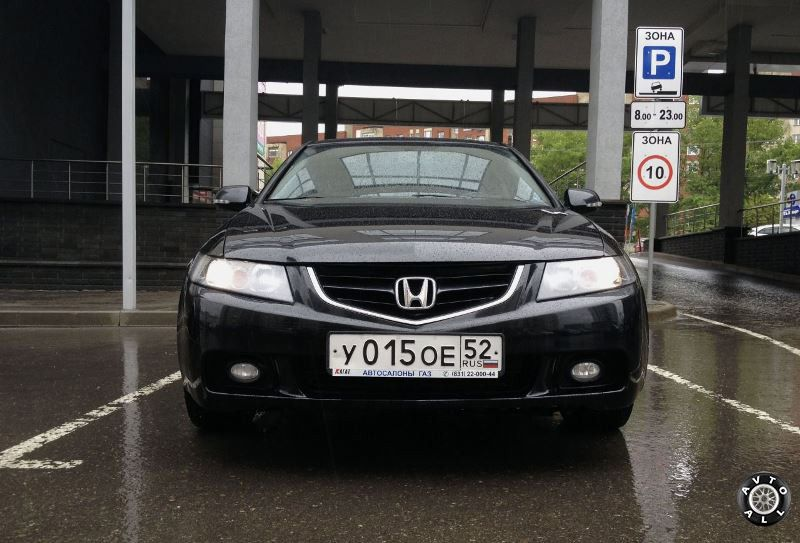 Купить Honda Accord 7 с пробегом