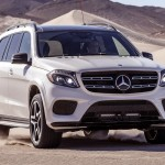 Mercedes Benz GLS 550