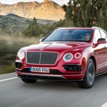 bentley bentayga тест драйв