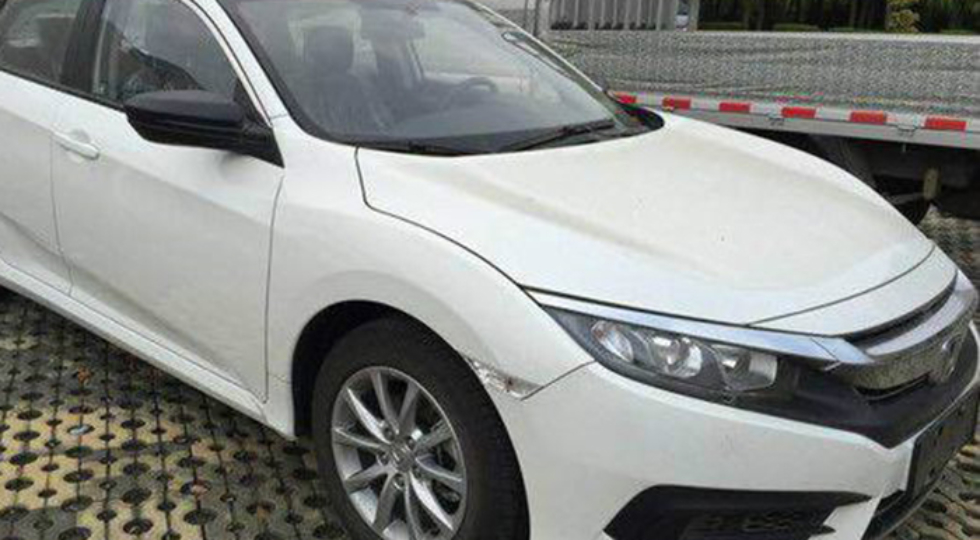 Японцы создали Honda Civic с литровым турбомотором