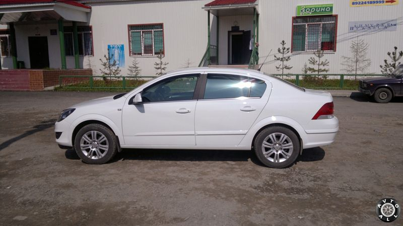 astra h фото