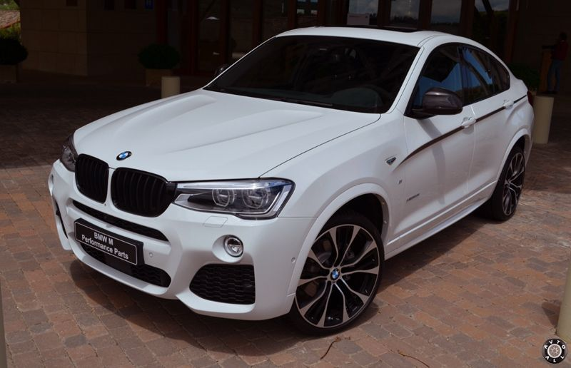 bmw x4 m performance фото