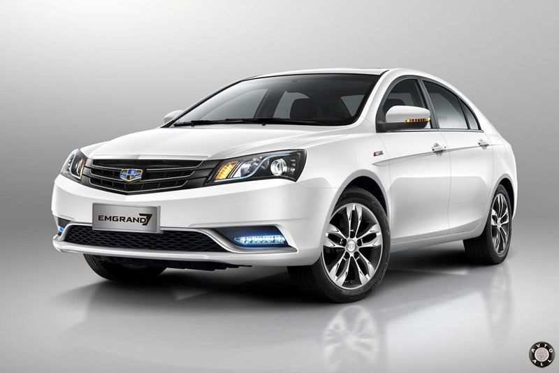 фото geely emgrand 7