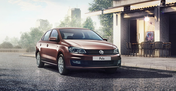 Фотографии Volkswagen Polo sedan 2015 - 2017