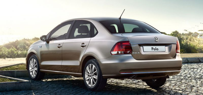 Цены и комплектации Volkswagen Polo sedan в 2017 году