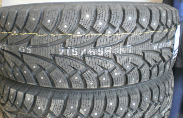 Зимние шины Hankook Winter I Pike