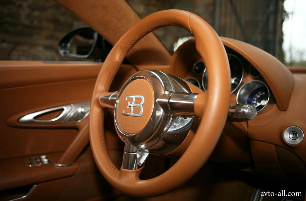bugatti veyron характеристики