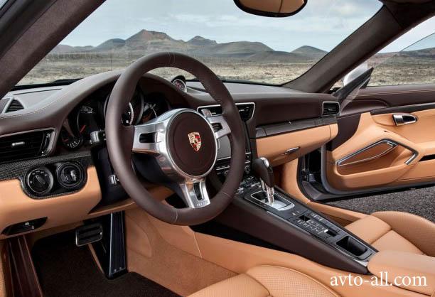 porsche 911 turbo цена