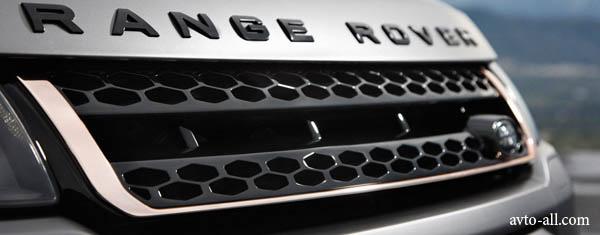 range rover evogue фото