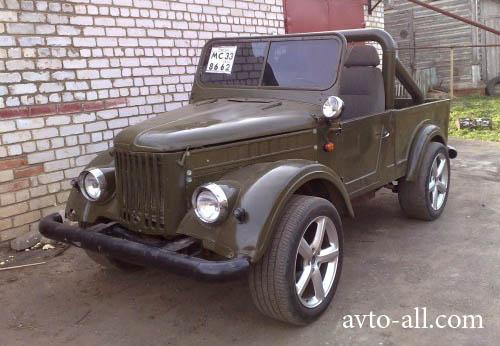 ГАЗ-69 Фото