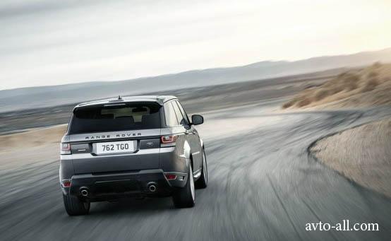 range rover sport 2014 цена