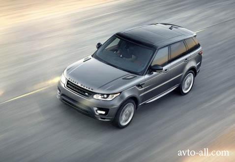 range rover sport 2014 фото