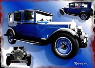 американские ретро автомобили
