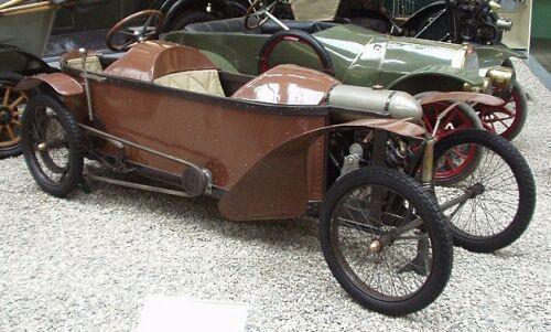 французские ретро автомобили