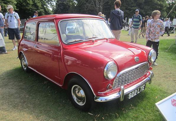 Марки английских автомобилей