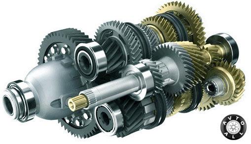принцип работы механической коробки передач