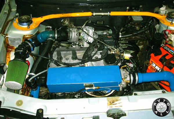 Тюнинг двигателя приоры