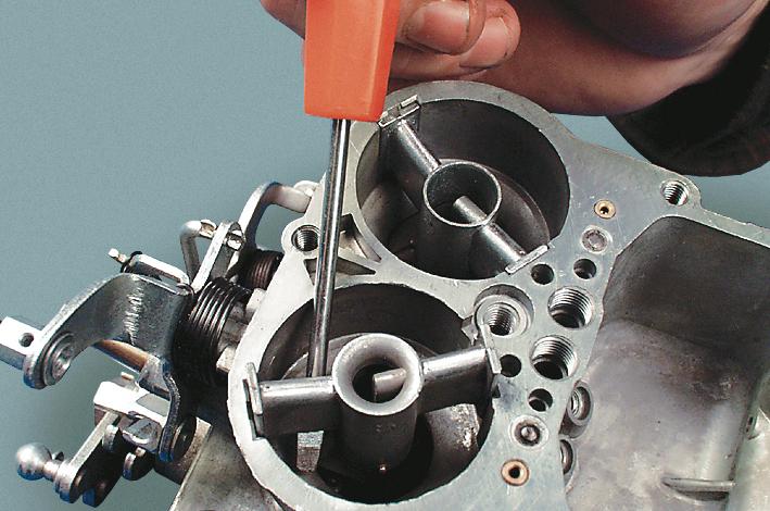 тюнинг карбюраторного двигателя ваз 2109
