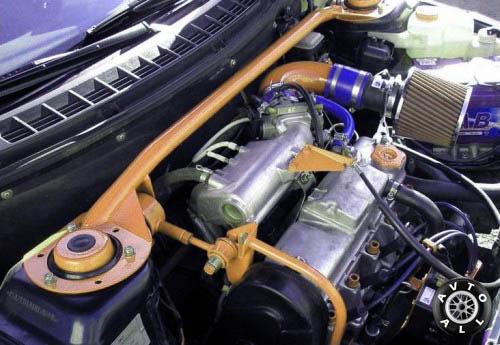 Тюнинг двигателя ваз 2111