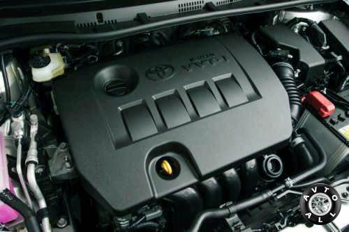 Тойота Королла в новом кузове выделяется шикарным стилем