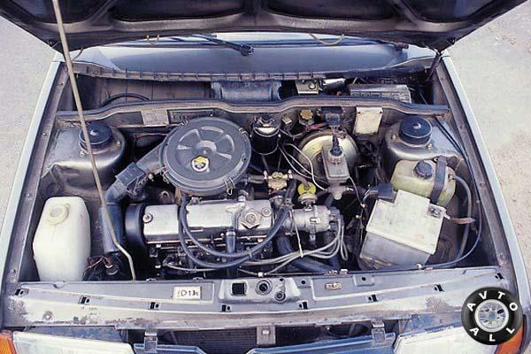 Ваз 2108 тюнинг двигателя