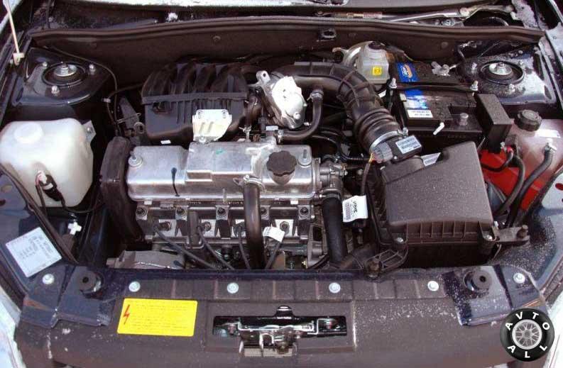 Лада Гранта тюнинг двигателя