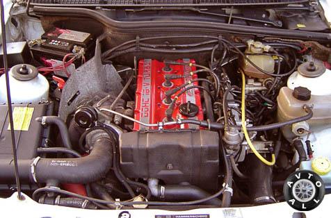 тюнинг двигателя форд сиерра