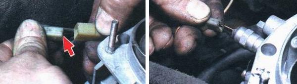 электромагнитный клапан карбюратора ваз 2109