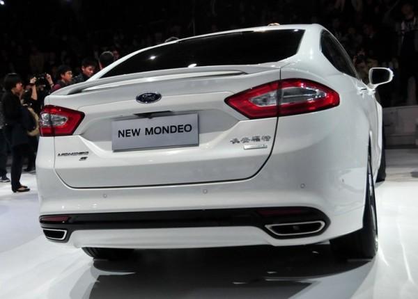 новый форд мондео 2014