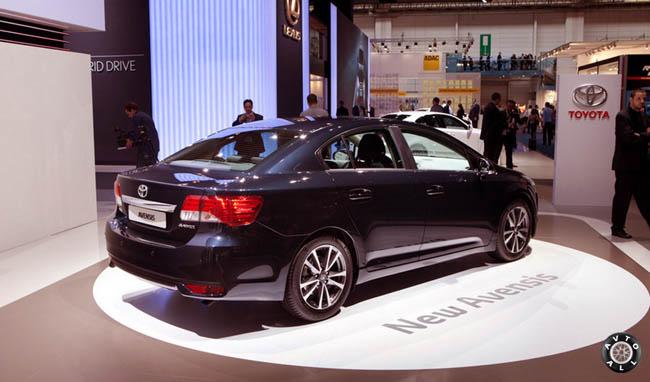 Тойота Авенсис 2013 технические характеристики