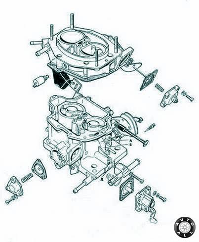 ускорительный насос карбюратора солекс