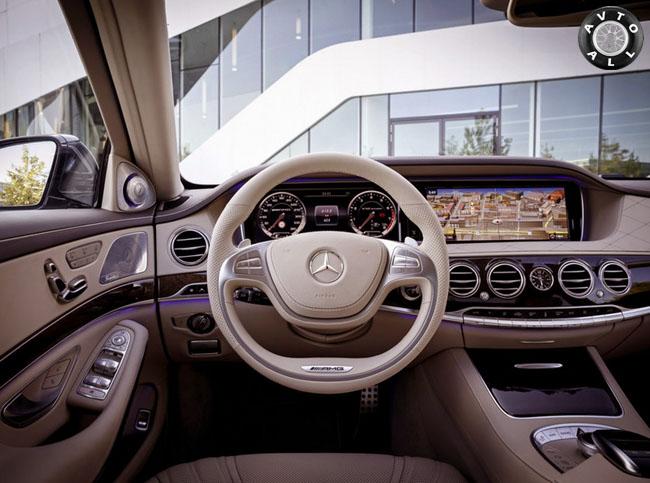 Mercedes S 65 AMG w222