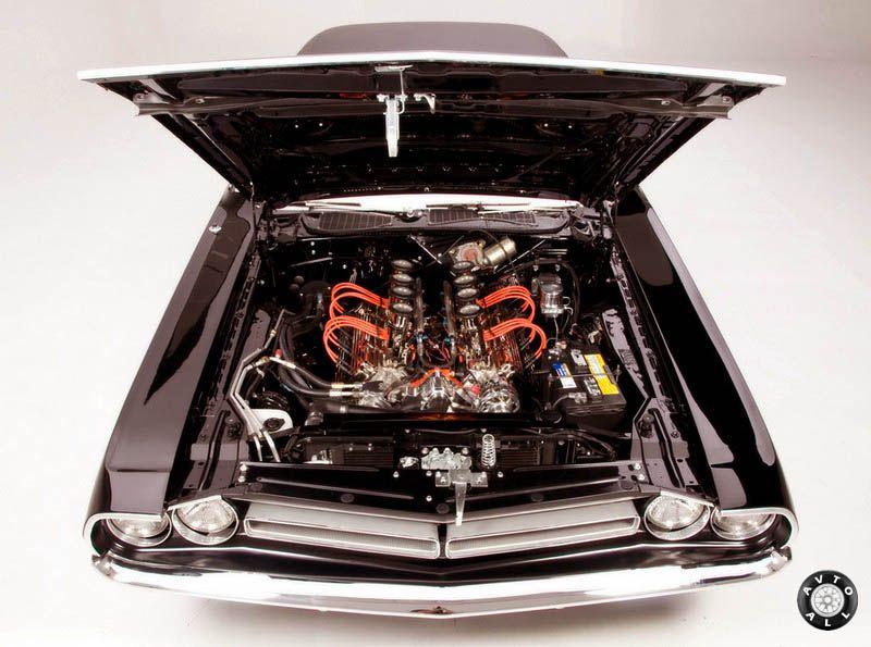 Додж Челленджер 1969 технические характеристики