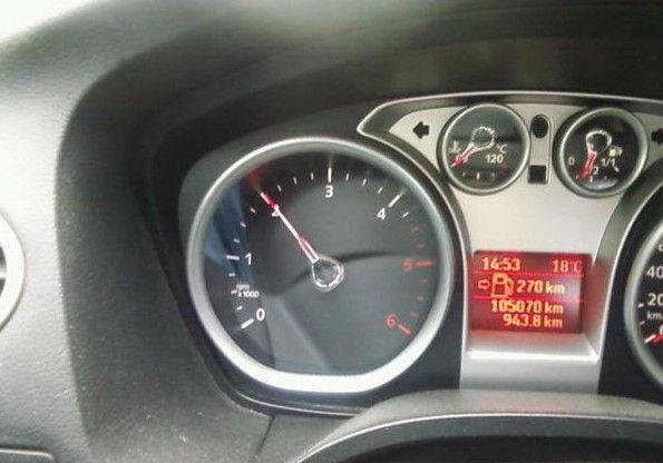 Форд Фокус 2 дизель