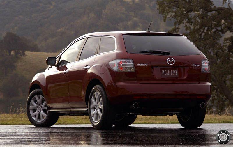 Расход топлива Mazda CX 7