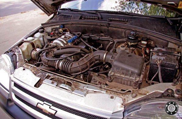 Тюнинг двигателя Chevrolet Niva