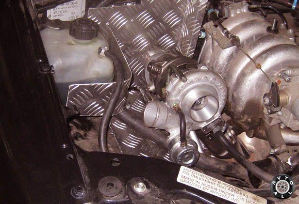 тюнинг двигателя шеви нива