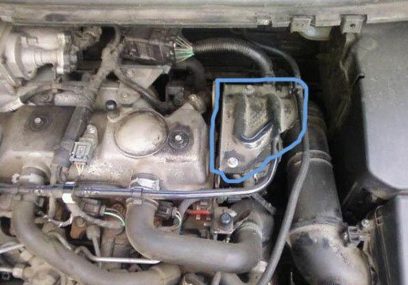Топливная система Форд Фокус 2