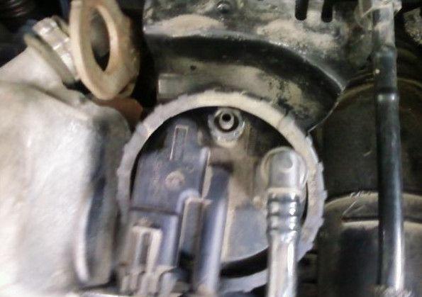 топливный фильтр Форд Фокус 2 фото 2