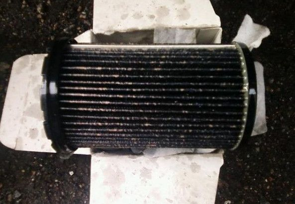 топливный фильтр Форд Фокус 2 после 25000 км