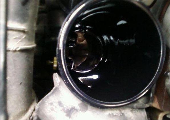 топливный фильтр форд фокус