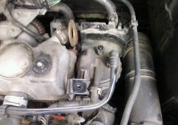 Топливный насос Форд Фокус 2