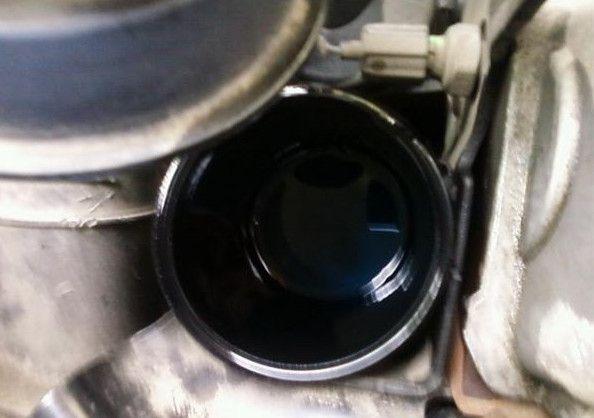 замена топливного фильтра Форд Фокус 2