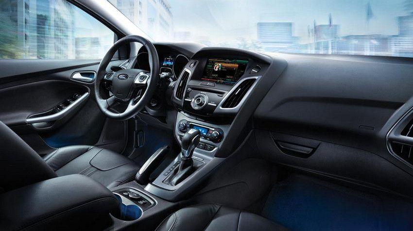 Салон Форд Фокус 3 универсал