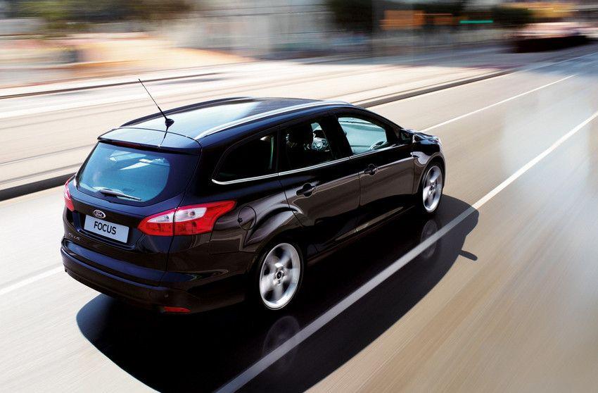Форд Фокус 3 универсал фото
